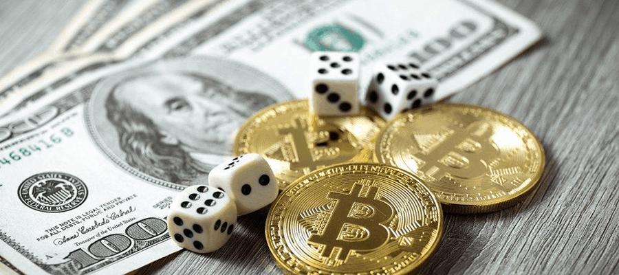 Kirjaudu bitcoin-kasinolle