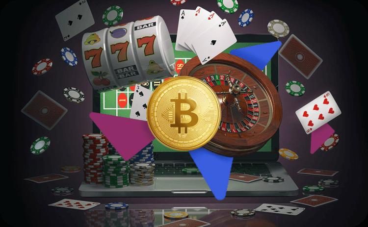 Virtuaalitodellisuus bitcoin-kasinolla